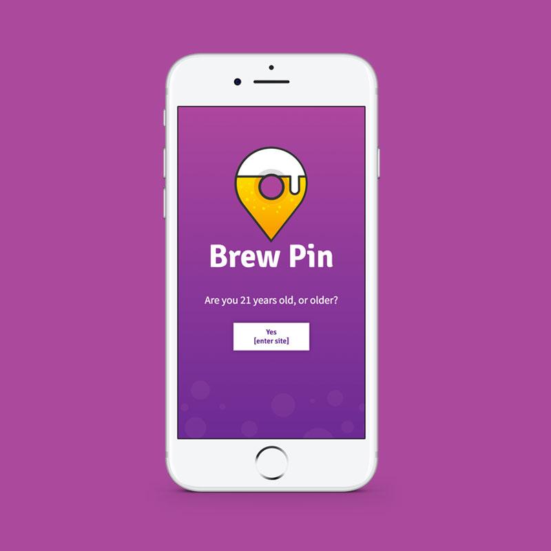 Brew Pin