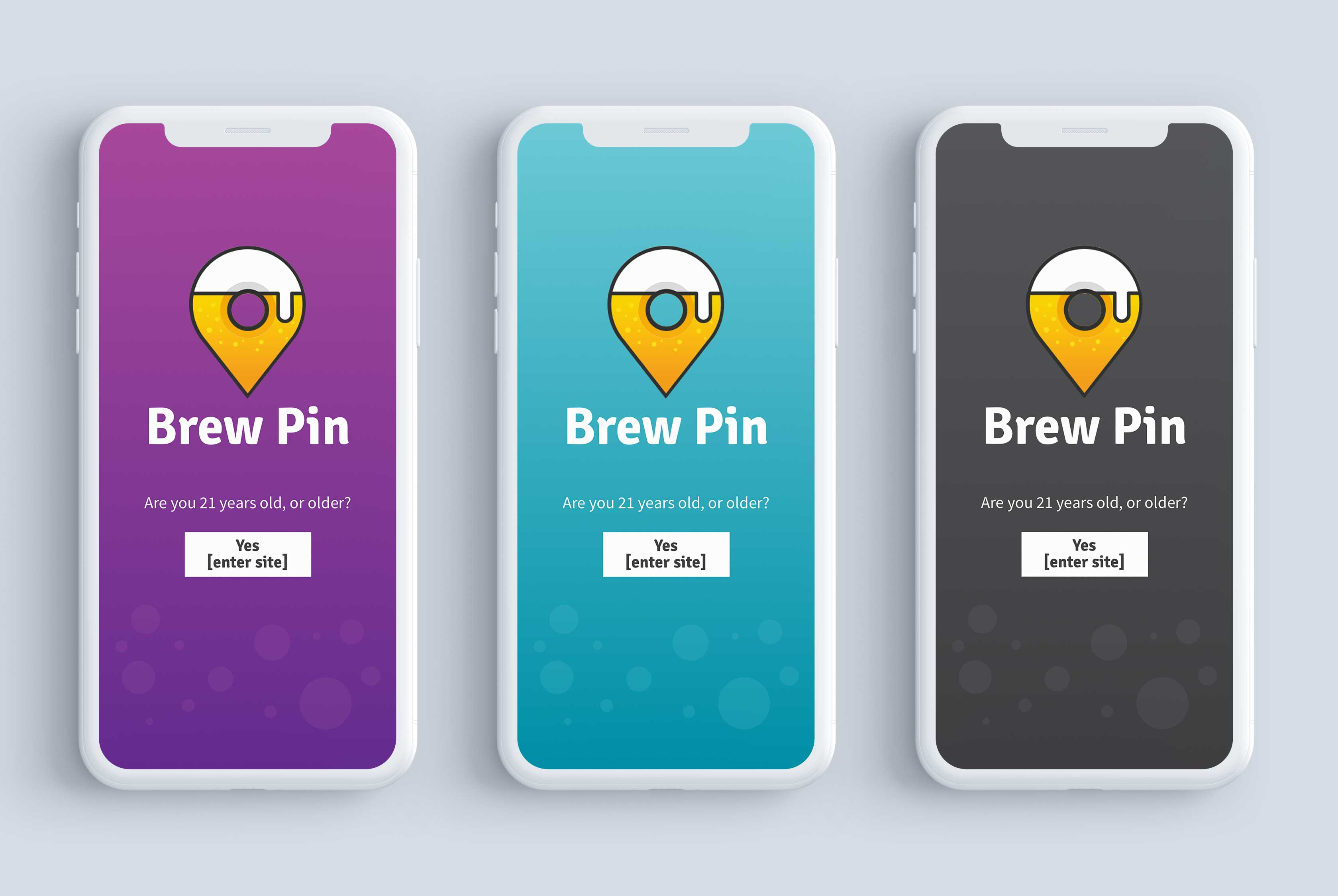 Brew Pin Color Exploration