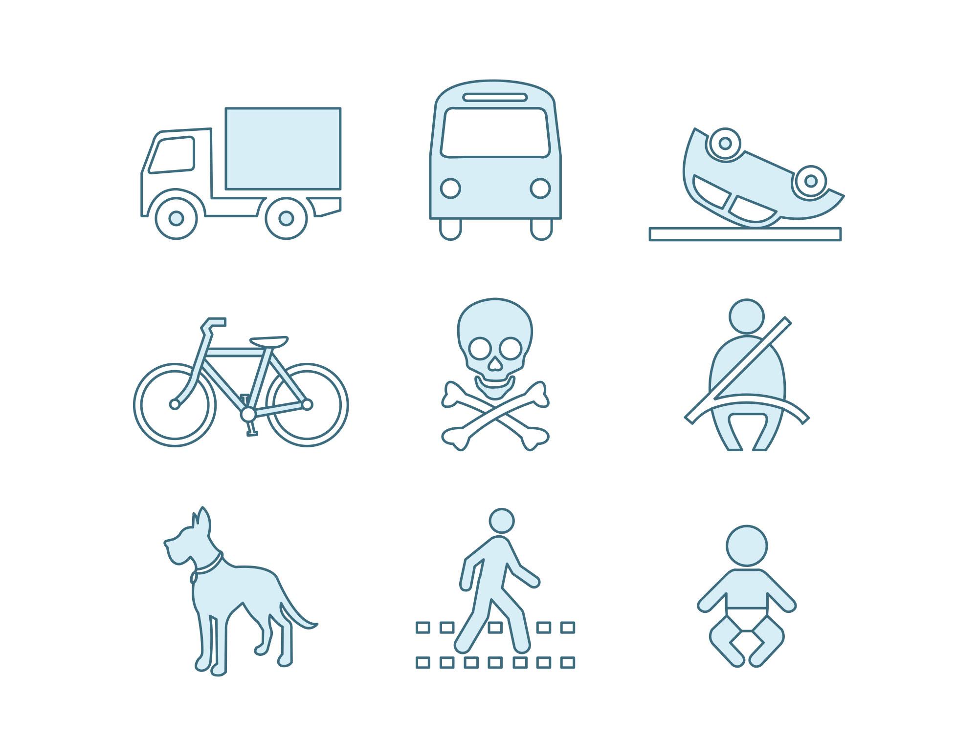Rawlings Law Icons