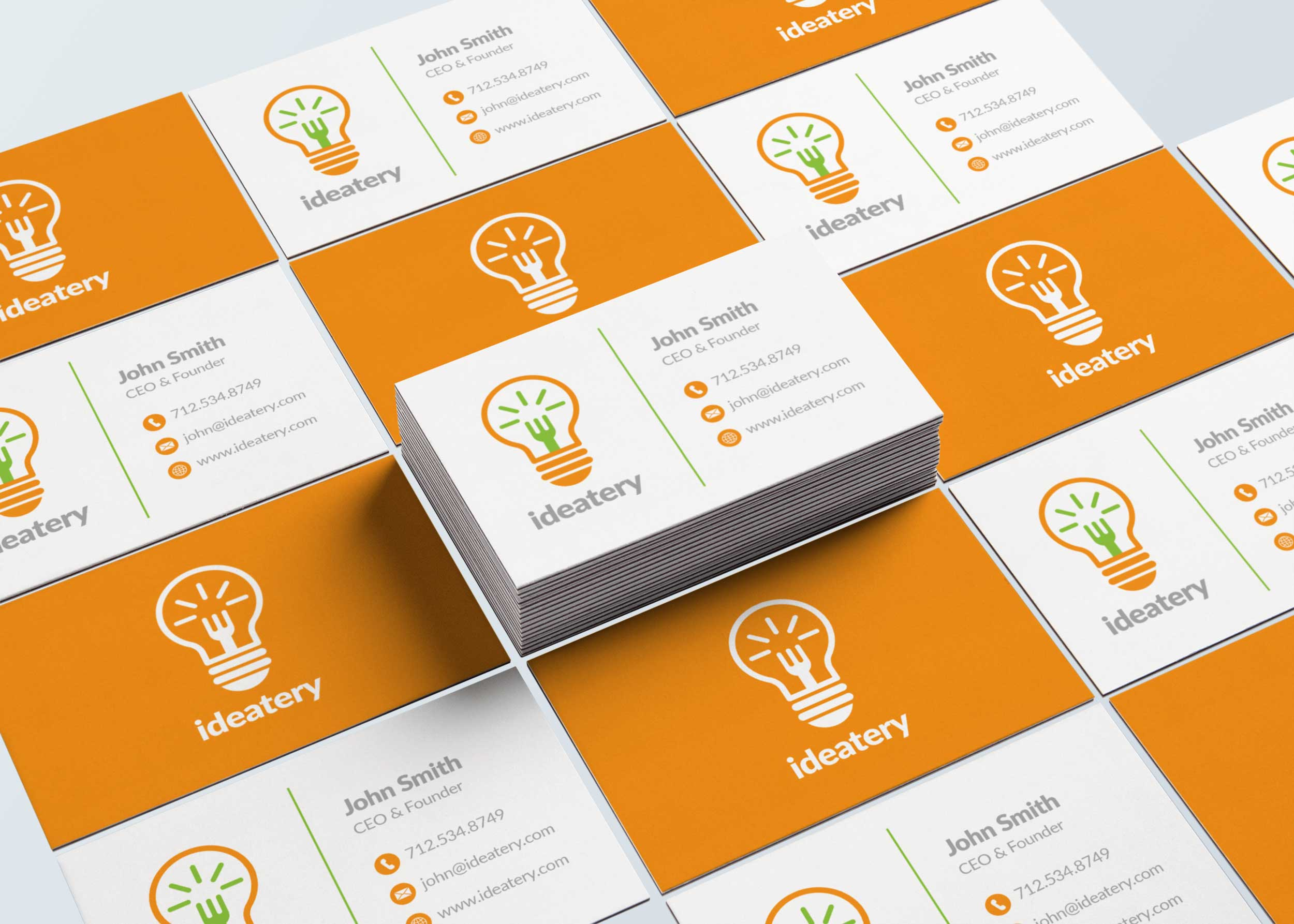 Ideatery Business Cards