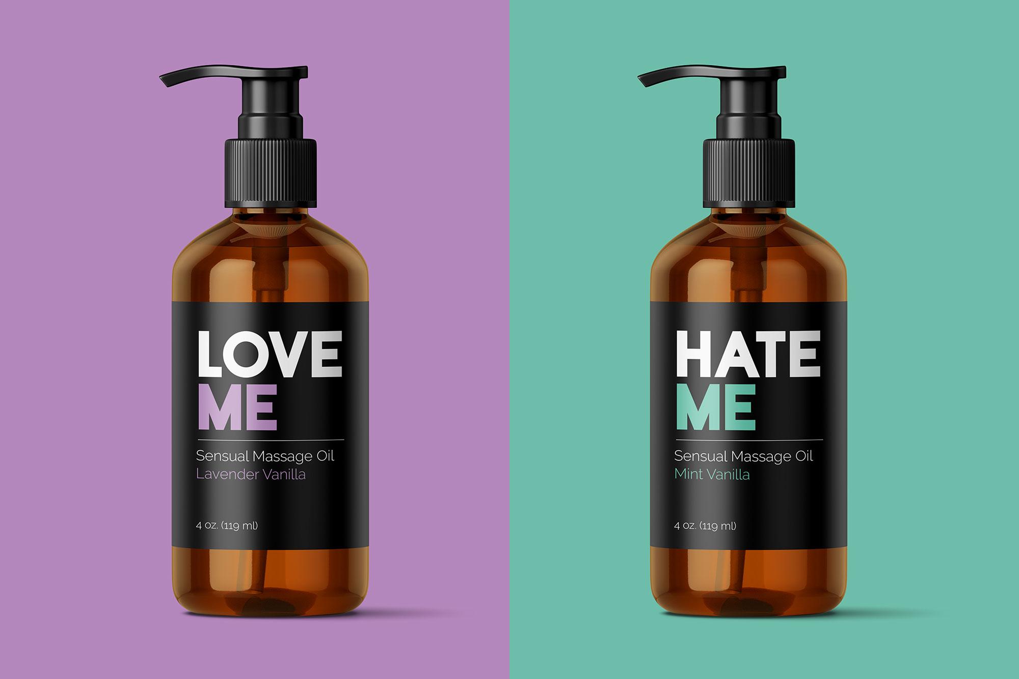 Love Me Hate Me Packaging Image
