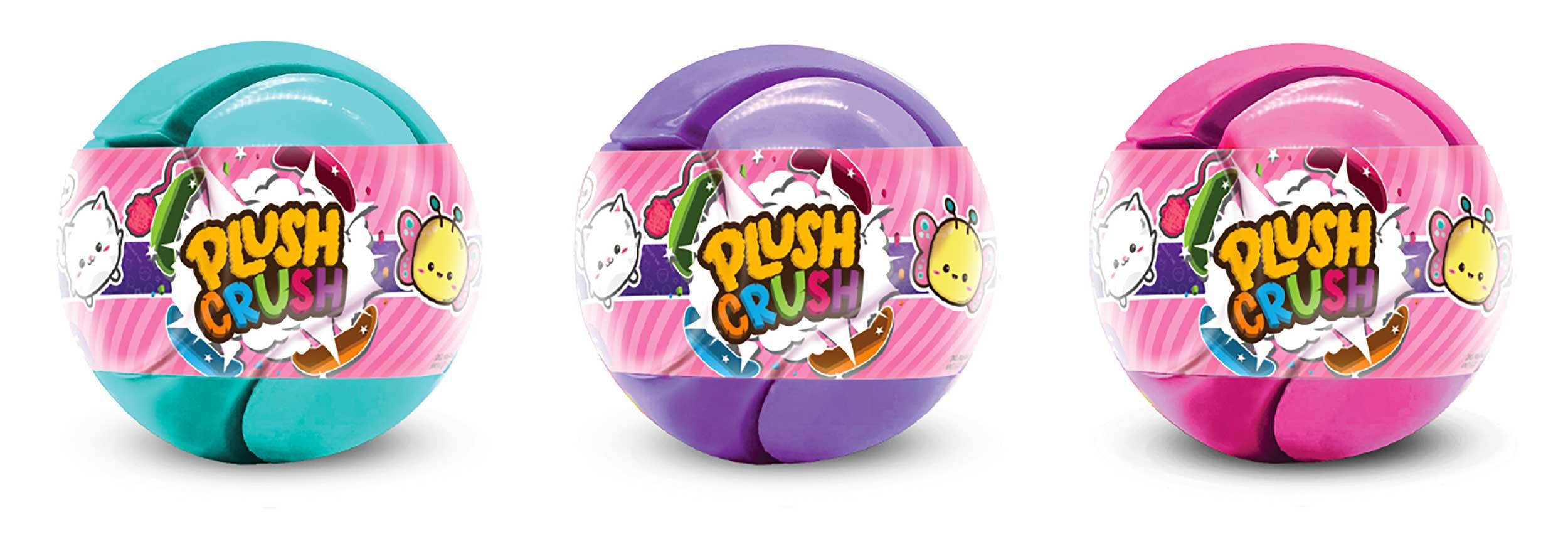 Plush Crush Balls