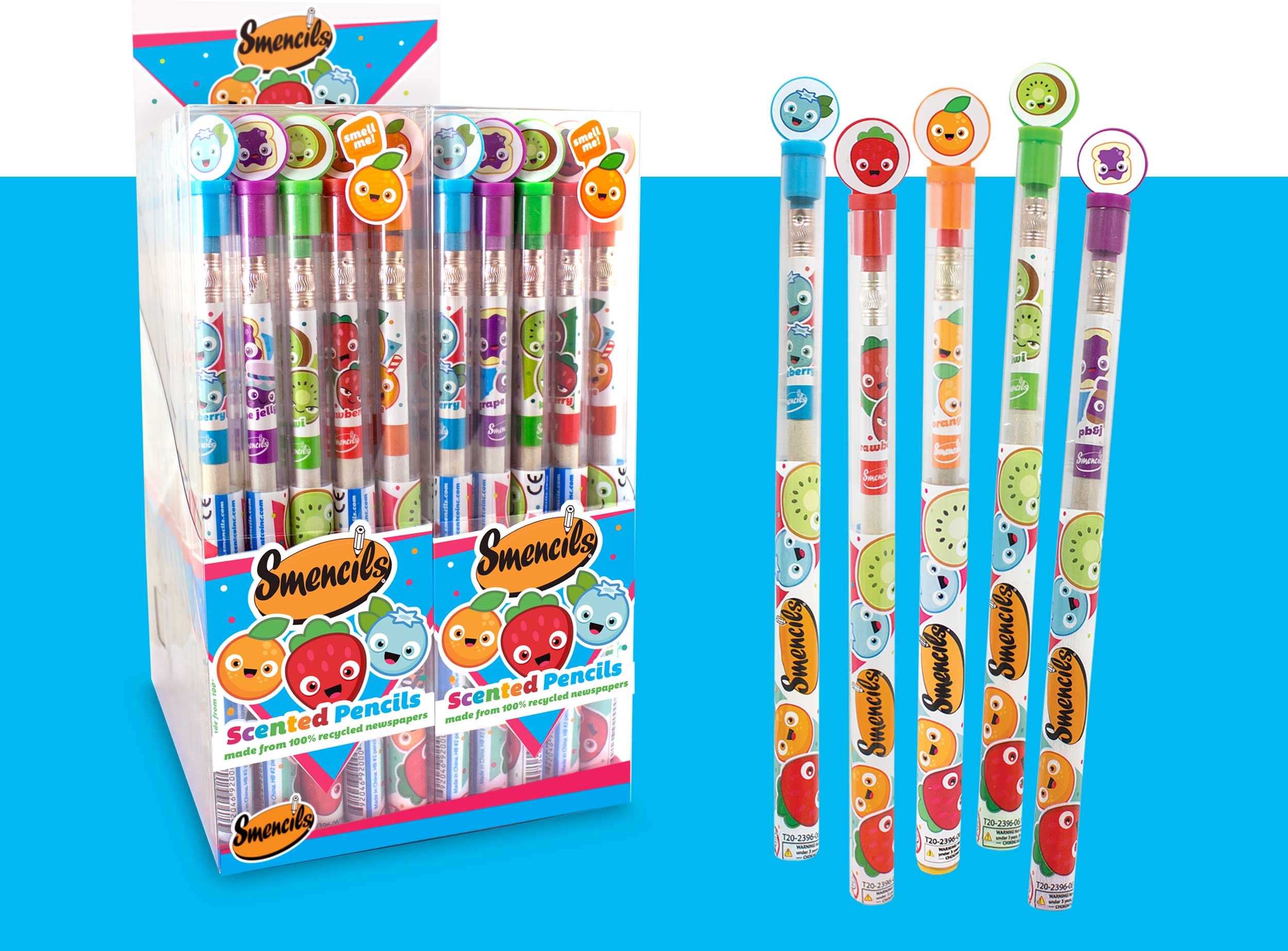 Smencils - Packaging