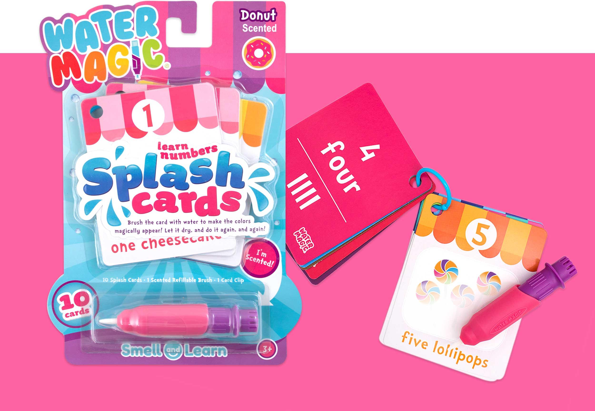 Splash Cards - Sweet Shoppe